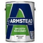 Armstead Endurance Smooth Masonry Brilliant White 5 Litres